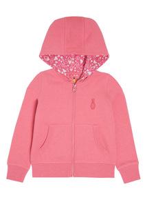Pink Hoodie (3 - 12 years)