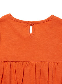 3 Pack Multicoloured Frilled Tops (9 months-6 years)