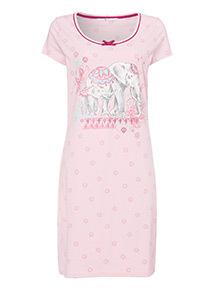 Elephant Night dress