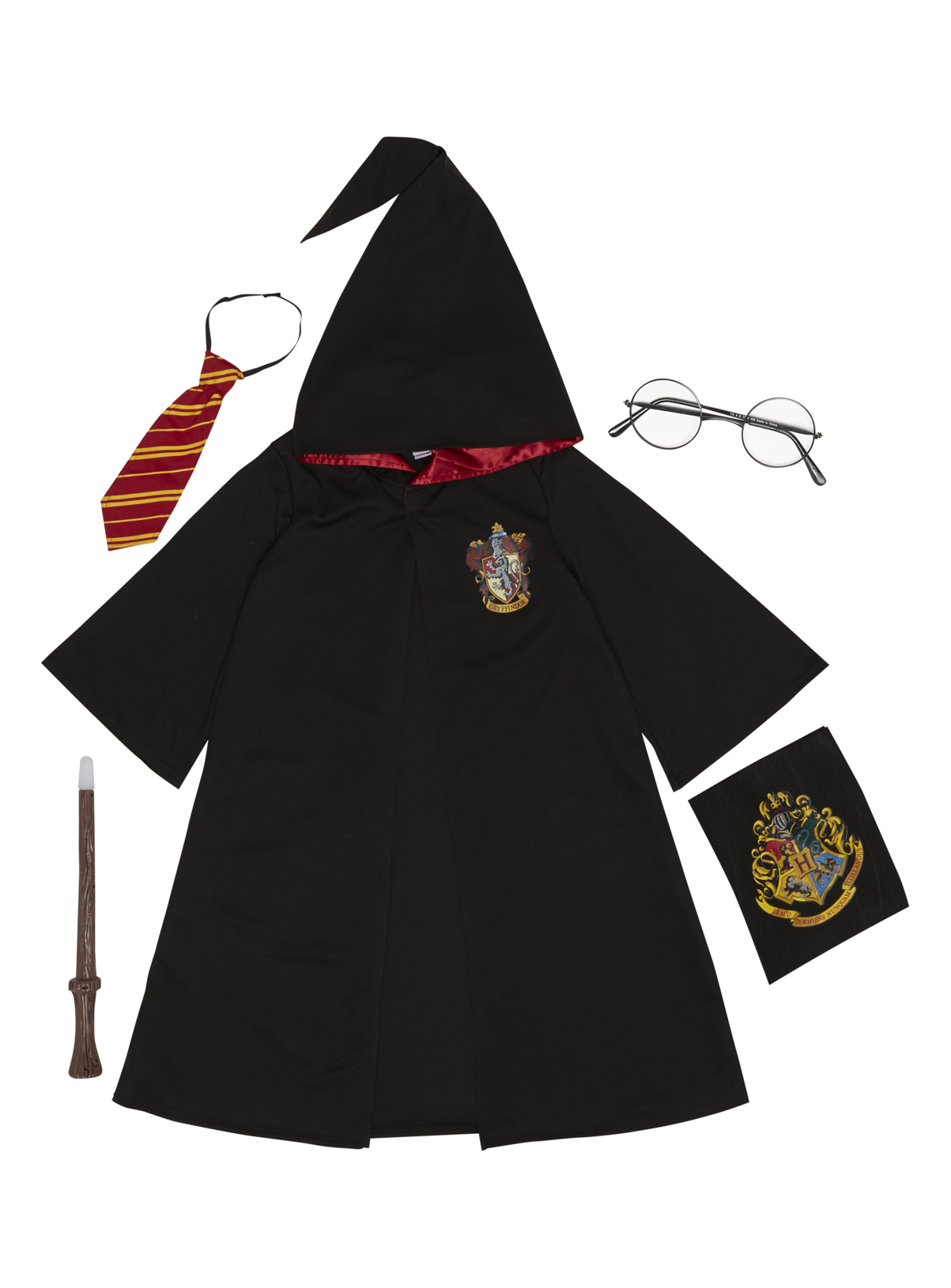 officially licensed harry potter fancy dress halloween. Black Bedroom Furniture Sets. Home Design Ideas
