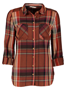 Multicoloured Check Shirt
