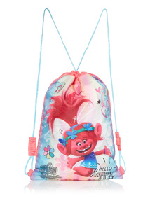 Multicoloured Trolls Swim Bag