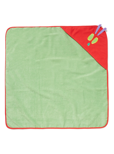 Baby Green The Very Hungry Caterpillar Towel Tu Clothing