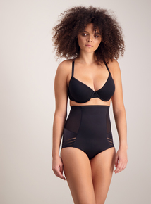 Black Secret Shaping No VPL High Waist Brief