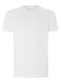 White Classic Crew T-Shirt