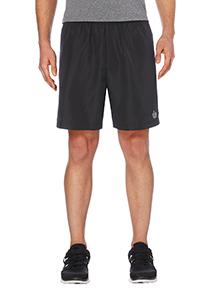 Admiral Black Woven Running Base Layer Shorts