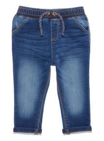 Denim Loopback Jeans (0 - 24 months)