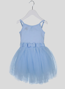 Blue Tutu Dress (2- 10 years)