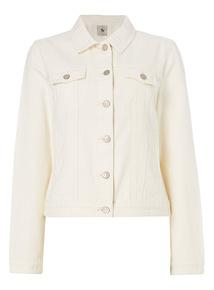 Cream Western Jacket