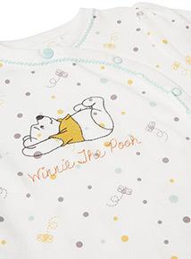 White Disney Winnie The Pooh Bodysuit (0-24 months)