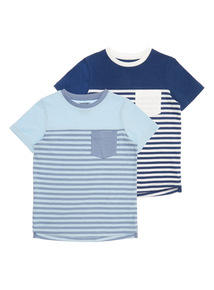 Stripe Tees 2 Pack (9 months - 6 years)