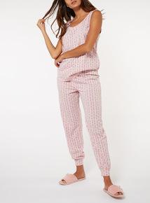 Aztec Print Pyjamas