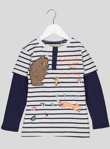 The Gruffalo Multicoloured Striped Top (9 Months - 6 Years)