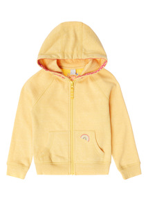 Yellow Sweat Hoodie (9 months - 6 years)