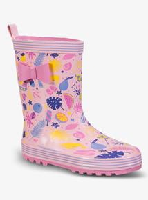 0254c08fb Girls Boots & Wellies | Girls Wellington Boots | Tu clothing