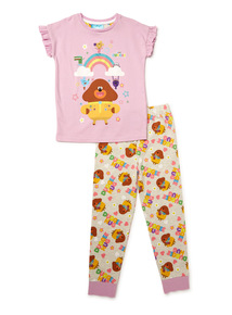 Multicoloured Hey Duggee Pyjamas (1-6 years)