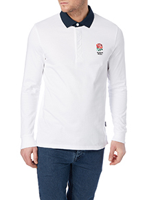 White England Rugby Top