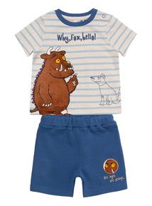 Blue Gruffalo Jersey Set (0 - 24 months)