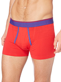Multicoloured Contrast Bright Trunks 3 Pack