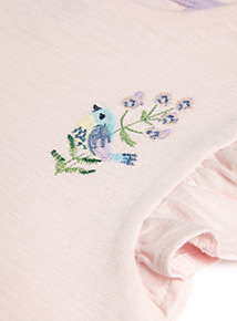 Pink Summer Meadow T-Shirt (9 months-6 years)