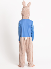 a46008553 Peter Rabbit Brown Costume (3-8 years)