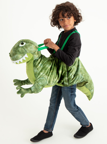 Online Exclusive Ride On T Rex Costume