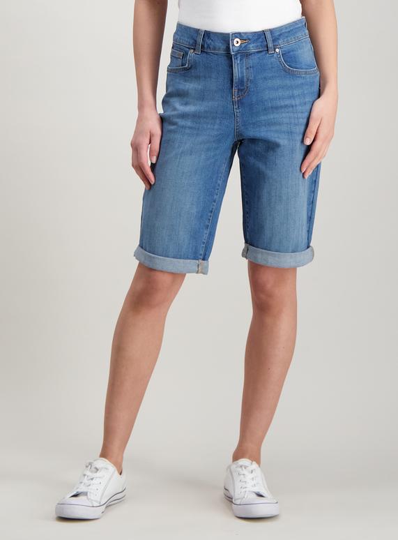bermuda shorts ladies
