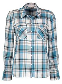 Multicoloured Pale Check Shirt
