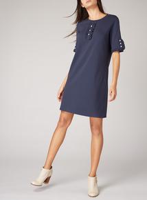 Premium Ponte Shift Dress
