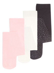 Opaque Tights 3 Pack (2 - 12 years)