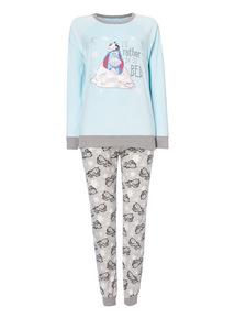 Disney Eeyore Pyjama Gift Set