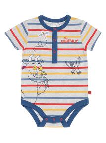 Boys Grey Gruffalo Bodysuit (0 - 24 months)