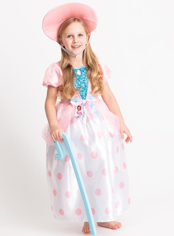 9bbc65631 Fancy Dress Disney Toy Story Little Bo Peep Costume (2-10 years) | Tu  clothing