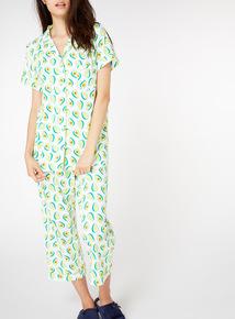 Avocado Print Pyjamas