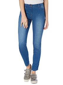 Mid Denim Skinny Jean