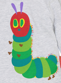 Grey The Hungry Caterpillar Bodysuit (0-24 months)