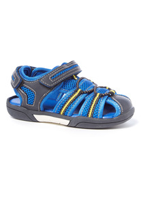 Blue Adventure Sandals