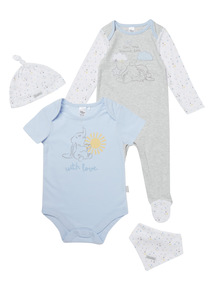 Blue Dumbo Starter Set (0-24 months)