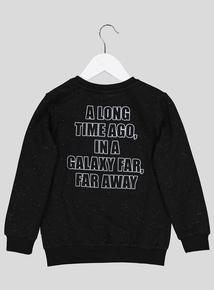 Star Wars Multicoloured Long-Sleeved Sweatshirt (3 - 14 years)