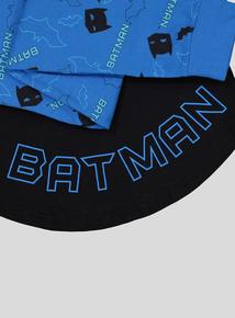 Batman Black Neon Print Pyjamas (3 - 12 years)