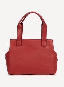 Red & Gold Shoulder Bag