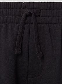 Black Joggers 2 Pack (3-12 years)