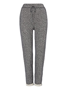 Grey Sparkle Jogging Bottoms