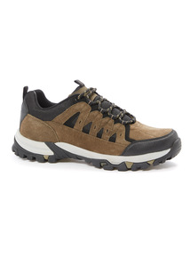 Khaki Hiker Shoes