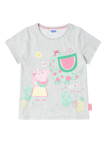 Multicoloured Peppa Pig And Dinosaurs (1 - 5 years)