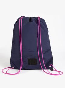 Navy Dance Kit Bag (one size)