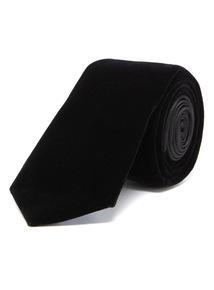 Black Velvet Tie