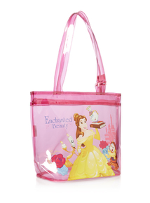 Pink Belle Disney Swim Bag