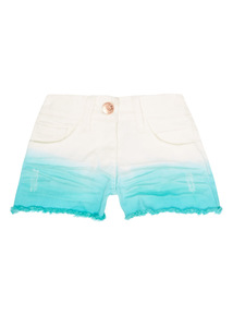 Blue Ombré Shorts (3 - 12 years)