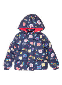 Hooded Puffer Coat (9 months-6 years)
